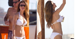 Audrina Patridge in a Bikini -- The Hills Are Back!