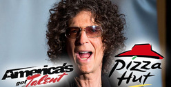 'America's Got Talent' -- Cheesy Sponsor Stands By Howard Stern