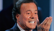 Julio Iglesias -- Burglars Hit My Hotel Room ... and Jacked My iPads