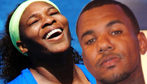 The Game -- Serena Williams is the Next Rap Superstar