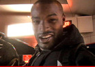 Tyson Beckford -- Sex Tape Being