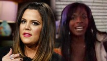 Transgender to Khloe Kardashian -- This Lawsuit Can Disappear ... For $150k