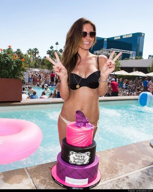 Audrina Patridge Birthday Photos