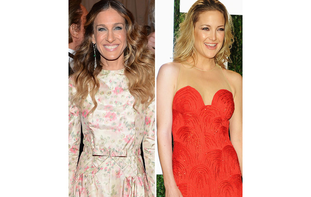 "Sarah Jessica Parker, Kate Hudson to Guest Star on ""Glee"""