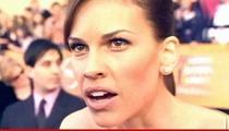 Hilary Swank -- Boys Don't Cry, But Girls File Lawsuits
