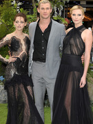 &quot;Snow White and the Huntsman&quot; Premiere: Charlize, Kristen &amp; More!
