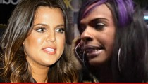 Khloe Kardashian's Accuser -- Pants on Fire