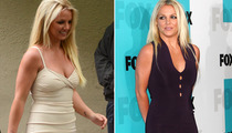 "Britney Spears Makes Outfit Change for Second ""X Factor"" Appearance"