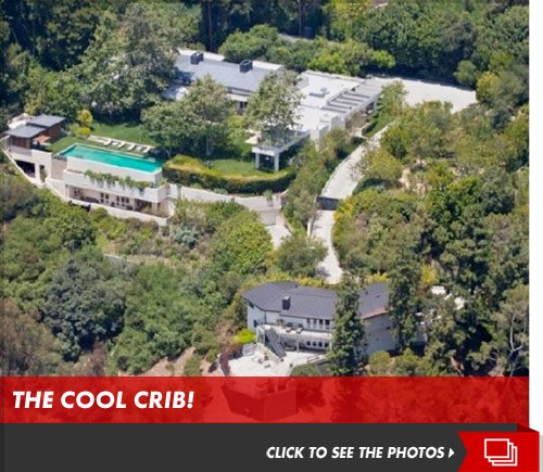 New estate belonging to Ryan Seacrest