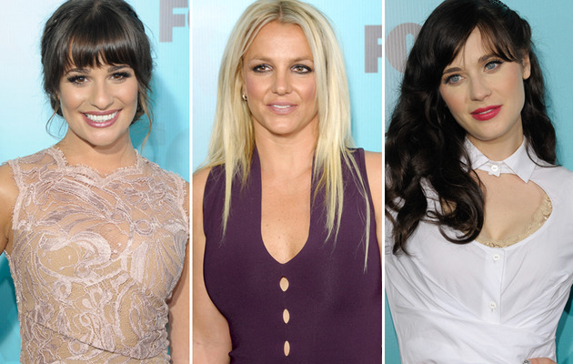 FOX Stars Hit the Red Carpet at Annual Upfront Party