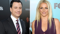 Jimmy Kimmel Trashes Britney Spears & Paula Abdul