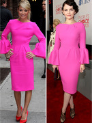 Dueling Dresses: Kelly Ripa versus Ginnifer Goodwin!