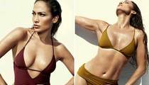 Jennifer Lopez Flaunts HOT Bikini Bod In Vogue