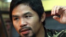 Manny Pacquiao -- 'I'm NOT Against Gay People'