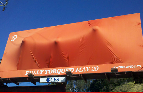 New Workaholics Billboard: fully torqued