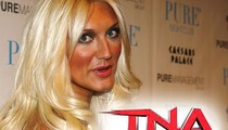 Brooke Hogan Joins the Pro Wrestling Biz