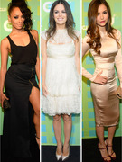 CW Upfronts: Young Stars & Hot New Shows!