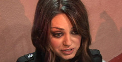 Mila Kunis -- Obsessed Fan Charged with Stalking