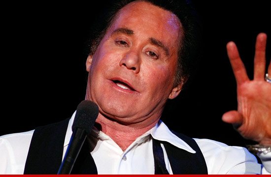 Wayne Newton Dued Over Las Vegas Home Museum Plans