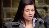 Amber Portwood -- Released from Jail