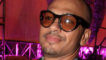 Chico DeBarge Files for Divorce