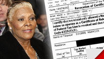 Dionne Warwick -- $1.2 Million Break in Unpaid Tax Case