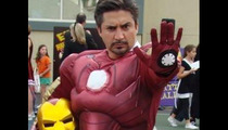 Robert Downey Jr. Saves Choking Victim's Life ...  OR DID HE???????