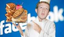 Facebook Headquarters -- The Richest Breakfast in the World