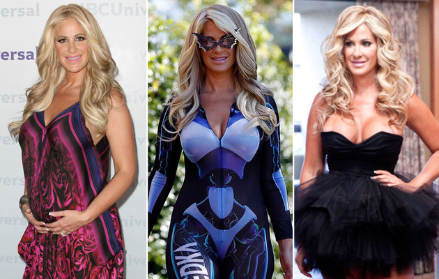 Kim Zolciak Turns 34 -- See Her Sexy Styles