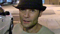 Corey Feldman -- Woman Arrested at His Home for Violating Stay Away Order
