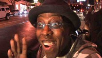 Arsenio Hall -- 3 Networks 'Very Interested' in Talk Show