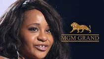 Bobbi Kristina -- MGM Grand Investigating Underage Gambling
