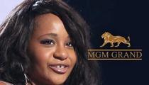 Bobbi Kristina -- MGM Grand Investigating Underage Gambling