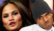Chrissy Teigen -- Sports Illustrated Model Gets Death Threats from Chris Brown Fans