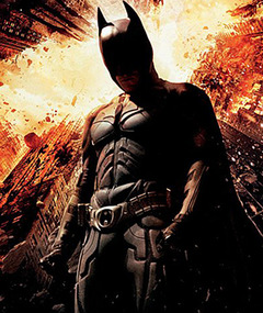 First Look: &quot;The Dark Knight Rises&quot; Posters!