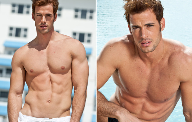 """Dancing"" Finalist William Levy: His Hottest Modeling Shots"