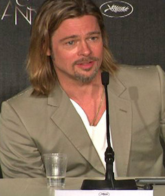 Brad Pitt on Wedding to Angelina Jolie: We Have No Date!