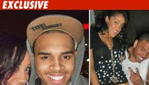 Chris Brown Getting Close with a 'Bad Girl'