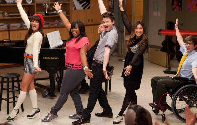 "Comic-Con: ""Glee"" Cast and Producers Share Season 4 Secrets!"