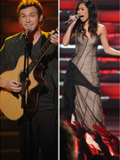 """American Idol"" -- Who Sang Coronation Song Better?"
