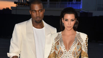 Kim K. and Kanye: Fashion Faux Pas on Cannes Red Carpet!
