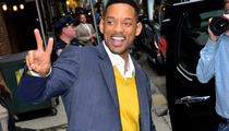 Will Smith Addresses Reporter Slap on Letterman