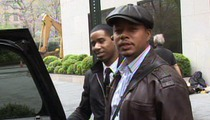 Terrence Howard -- My Ex-GF Smacked Me Down
