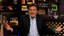Dr. Oz's Mystery Bulge -- I Was 'Very Excited' About My Pasta