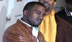 Kanye Engaged