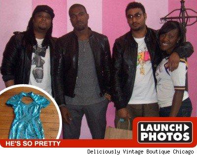 Kanye Women's Clothing