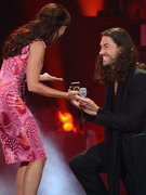"Ace Young Proposes to Diana DeGarmo on ""Idol"" Finale"