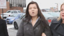 'Teen Mom' Star Amber Portwood -- SEND ME TO PRISON!!!