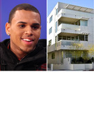 Chris Brown&#039;s Party Pad Up For Sale