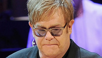 Elton John -- Hospitalized Wednesday